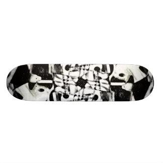 Iron Cross Custom Skate Board