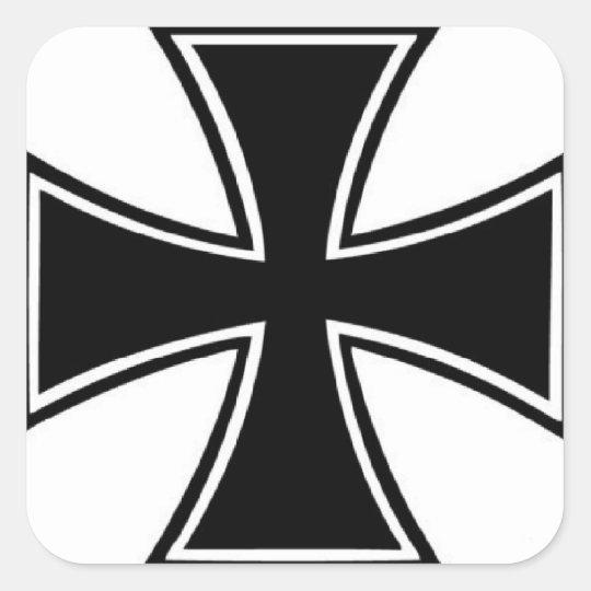 Iron Cross stickers