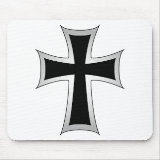 Iron Cross Teutonic Order Mouse Pad