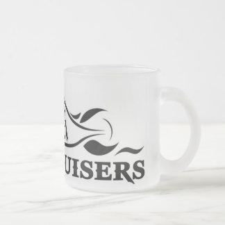 Iron Cruisers Frosted Mug Mug