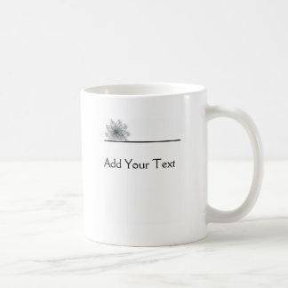 Iron Daisy Coffee Mug