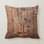 Iron Door Pillow