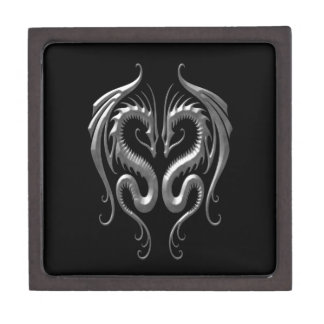 Iron Dragons, dark Premium Trinket Box