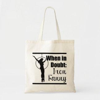 Iron Fanny Tote Bag
