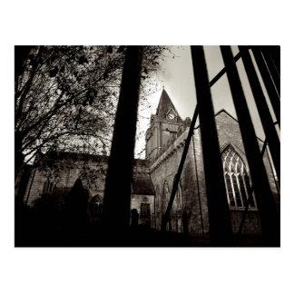 Iron Fence of St. Nicholas Postcard