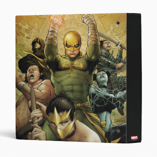 Iron Fist And The Immortal Weapons Binder