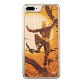 Iron Fist Balance Training Carved iPhone 8 Plus/7 Plus Case