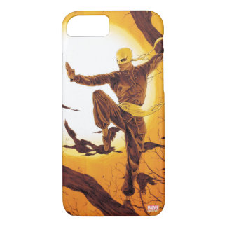 Iron Fist Balance Training iPhone 8/7 Case