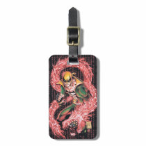 Iron Fist Chi Dragon Luggage Tag