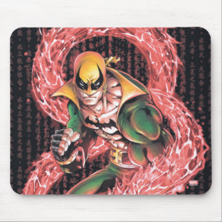 Iron Fist Chi Dragon Mouse Pad