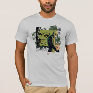 Iron Fist Comic Book Graphic T-Shirt