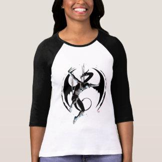 Iron Fist Dragon Landing T-Shirt