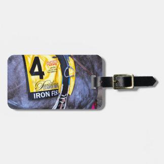 Iron Fist Luggage Tag