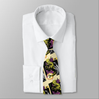 Iron Fist the Living Weapon Neck Tie