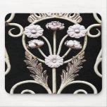 Iron Flower Mousepad