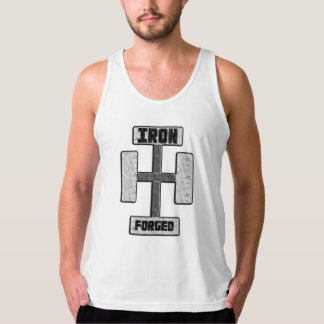 IRON FORGED TANK TOP