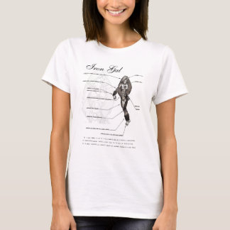 Iron Gal to the Rescue T-Shirt