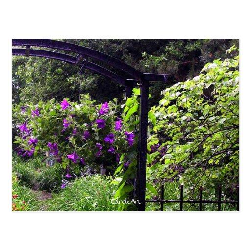 Iron Garden Postcards