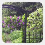 Iron Garden Stickers