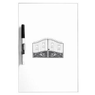 Iron Gate Dry-Erase Whiteboards