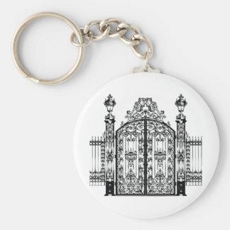 Iron Gate Key Chain