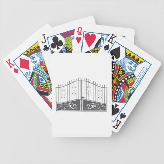 Iron Gate Deck Of Cards