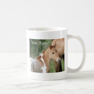 Iron Horse, arrowrockspanishmustangs.com, Arrow... Classic White Coffee Mug