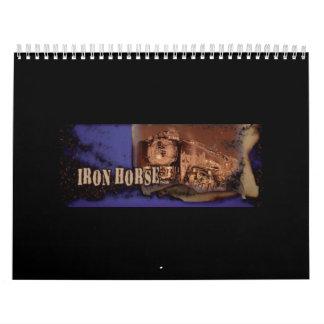 Iron Horse Calendar