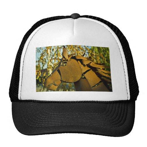 Iron Horse Mesh Hats