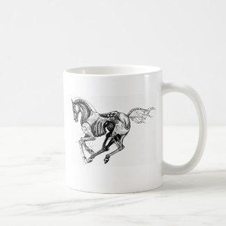 Iron Horse Classic White Coffee Mug