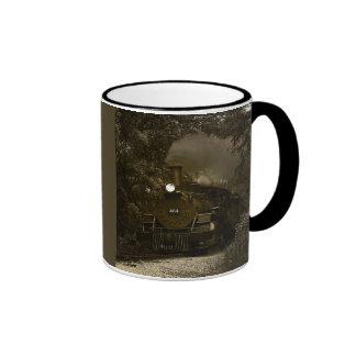Iron Horse Ringer Coffee Mug