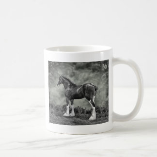 Iron Horse Steele Classic White Coffee Mug