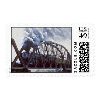 Iron Horses & Iron Bridges Stamps