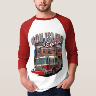 Iron Island Express T-Shirt
