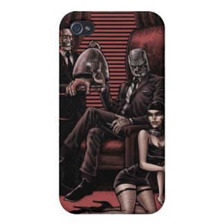 Iron Jaw - Life of an Outlaw iPhone 4 case