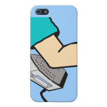 Iron Knee iPhone Case