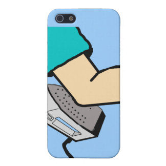 Iron Knee iPhone Case Cover For iPhone 5