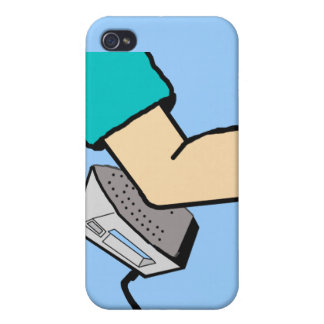 Iron Knee iPhone Case iPhone 4 Case