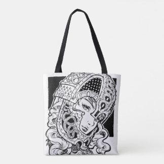 Iron Ladies Tote Bag