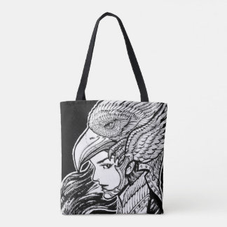 Iron Ladies Tote Bag III