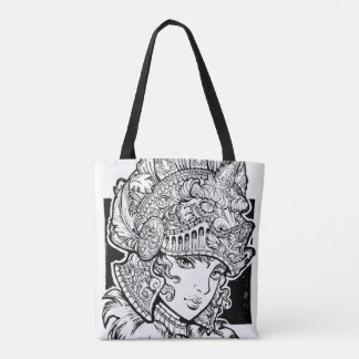 Iron Ladies Tote Bag VII