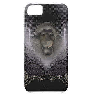 Iron Lion Case For iPhone 5C
