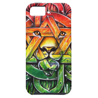 Iron Lion Zion - M1 iPhone 5 Cover