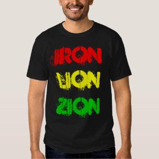 IRON LION ZION (shirt) T-Shirt