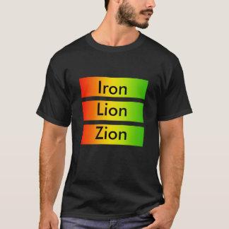 Iron Lion Zion T-shirt