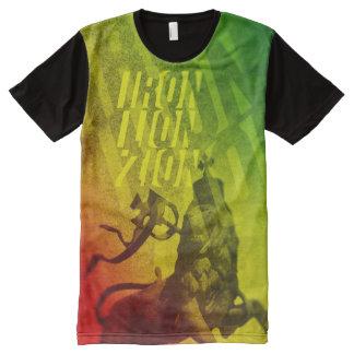 Iron Lion Zion v1 All-Over-Print Shirt