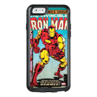 Iron Man - 126 Sept OtterBox iPhone 6/6s Case