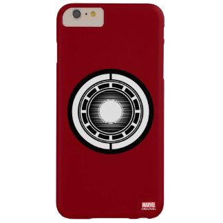 Iron Man Arc Icon Barely There iPhone 6 Plus Case