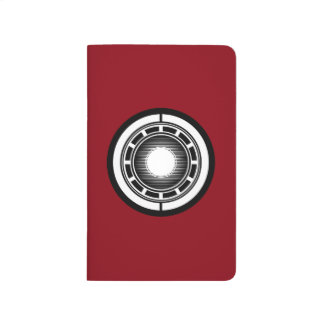 Iron Man Arc Icon Journal