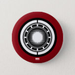 Iron Man Arc Icon Pinback Button